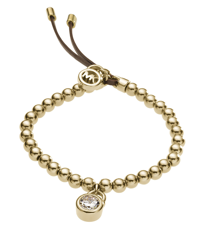Michael Kors Bead Stretch Bracelet