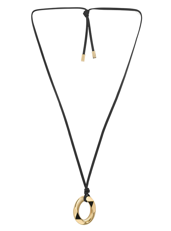 Michael Kors Link Pendant Necklace