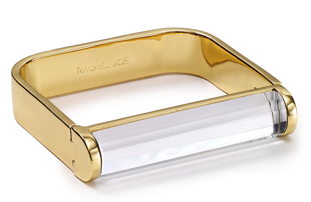 Rachel Zoe Faceted Bar Bracelet
