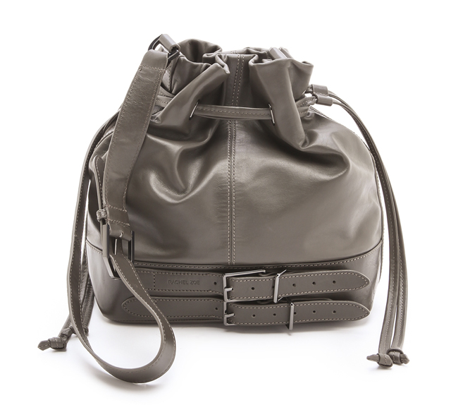 Rachel Zoe Kye Drawstring Bucket Bag