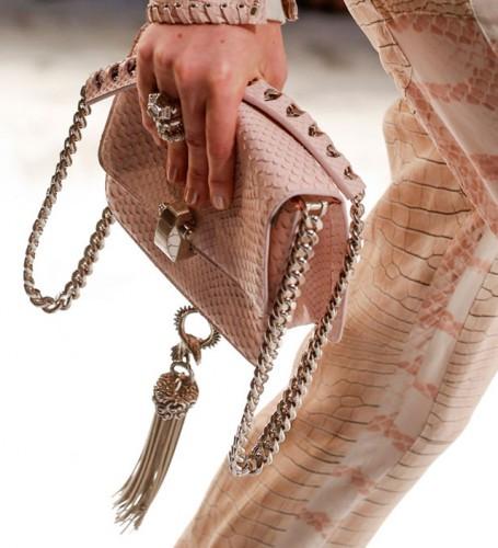 Roberto Cavalli Spring 2014 Handbag