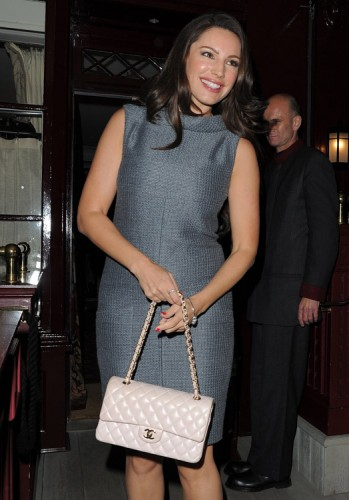 The Many Bags of Celebs at London Fashion Week Spring 2014 (12)