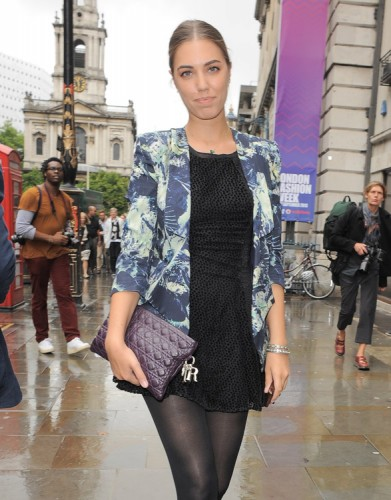 The Many Bags of Celebs at London Fashion Week Spring 2014 (3)