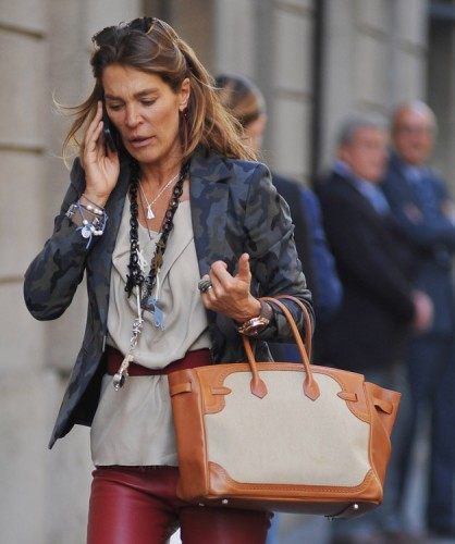 The Many Bags of Celebs at Milan Fashion Week (1)