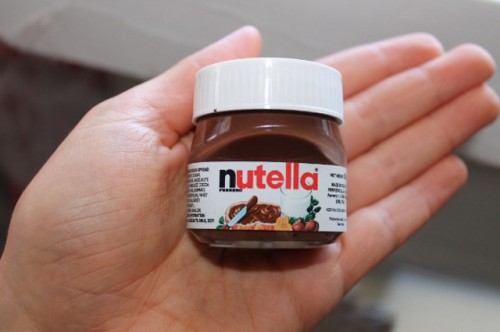 Tiny Nutella