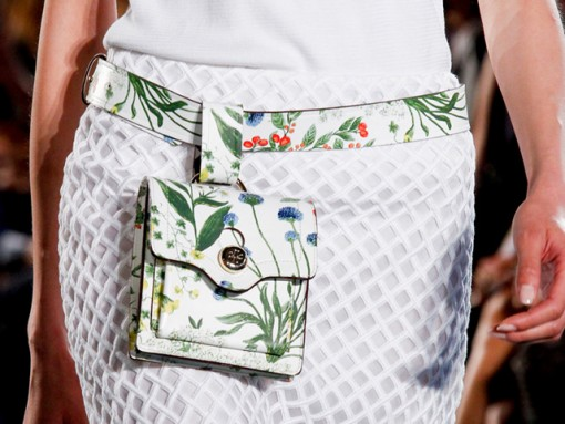 Tory Burch's Spring 2014 Bags Take Us Back to the Garden Party