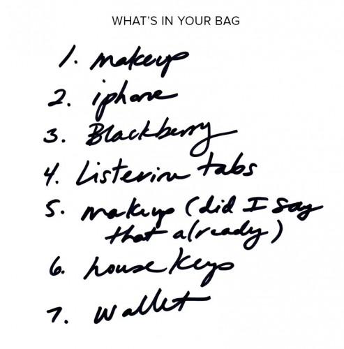 What's In Aliza Licht's Bag (32)