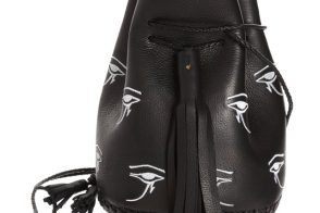 Wendy Nichol Eye of Horus Drawstring Bag