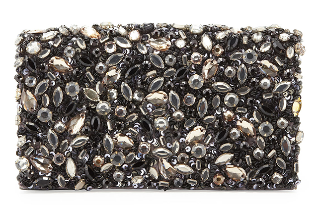 Alice + Olivia Be Jeweled Clutch Bag