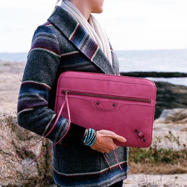 Balenciaga Laptop Case