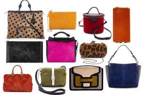 Calfhair Bags