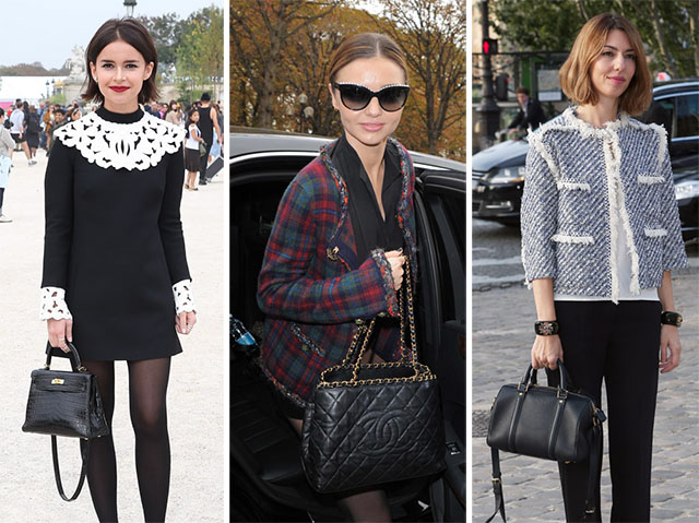 Celebrity Style and Fashion - PurseBlog