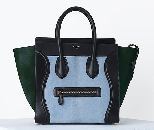 c0da4aed166b The Bags of Celine Spring 2014 - PurseBlog