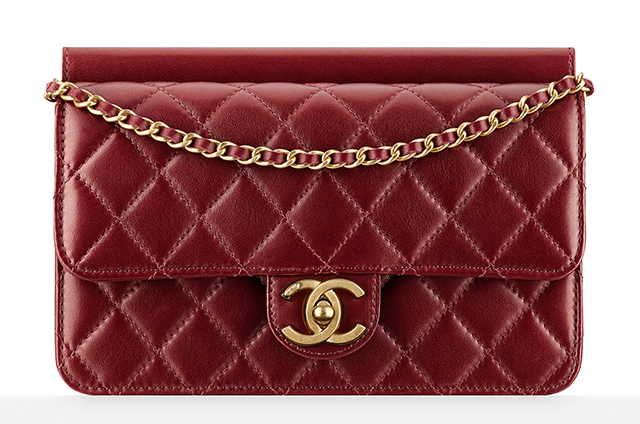 8a21ad29c087 Check Out Chanel's Fall 2013 Bags, in Stores Now - PurseBlog