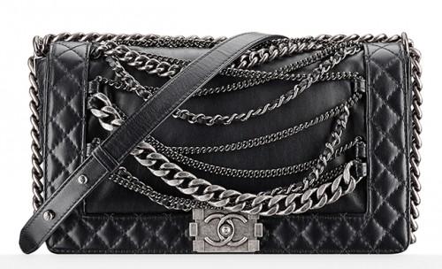 Chanel Fall 2013 Handbags (10)