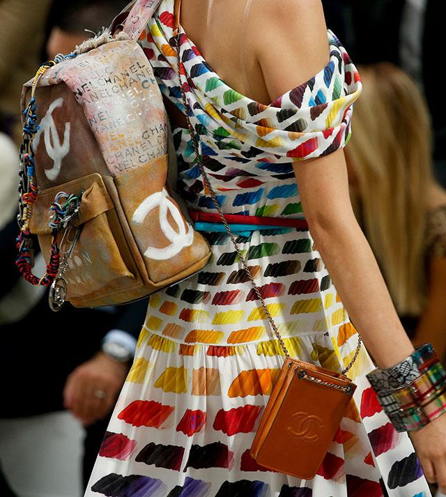 Chanel Spring 2014 Handbags (10)