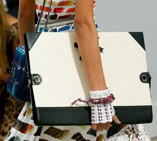 Chanel Spring 2014 Handbags (16)