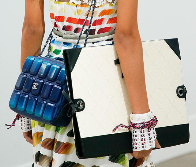 Chanel Spring 2014 Handbags (18)