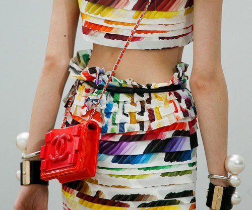 Chanel Spring 2014 Handbags (8)