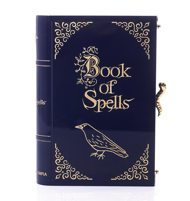 Charlotte Olympia Book of Spells Clutch