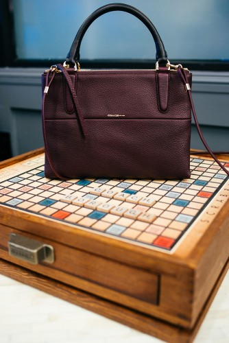 The Coach Borough Bag Lives a Day In the Life of PurseBlog's New York Story (13)