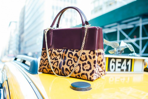 The Coach Borough Bag Lives a Day In the Life of PurseBlog's New York Story (9)