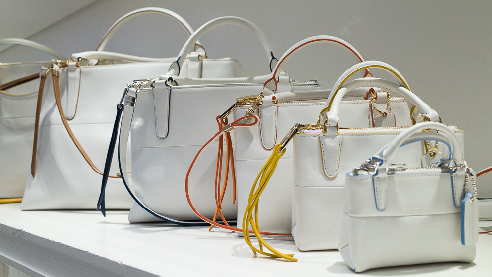 Take A Look At The Beautiful Bags Of Coach Spring 2014 Purseblog