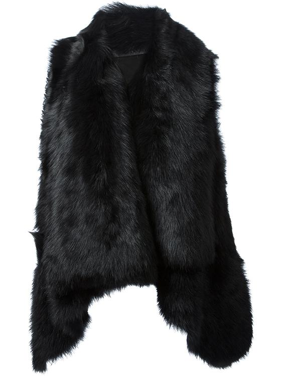 Drome Fur Gilet