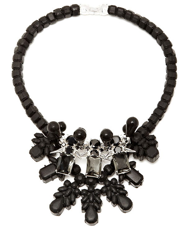Ek Thongprasert Black Dagger Necklace