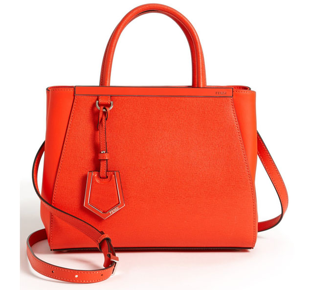 b900799fdf The Fendi 2Jours Bag Now Comes in a Mini Size - PurseBlog