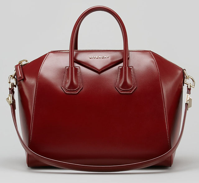 Givenchy Antigona Medium Box Satchel Bag