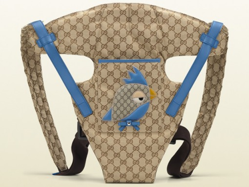 PurseBlog Asks: Would You Carry Your Baby in a Designer Baby Carrier?