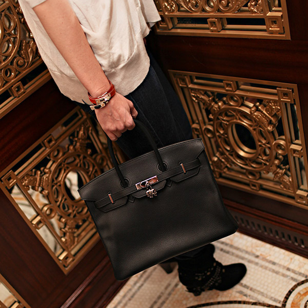 Hermes at the Plaza Hotel