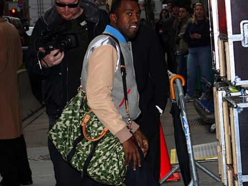 Kanye West Thinks Louis Vuitton is Overpriced