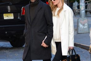 Kate Bosworth Strolls NYC with Her New Husband and a Burberry Bag