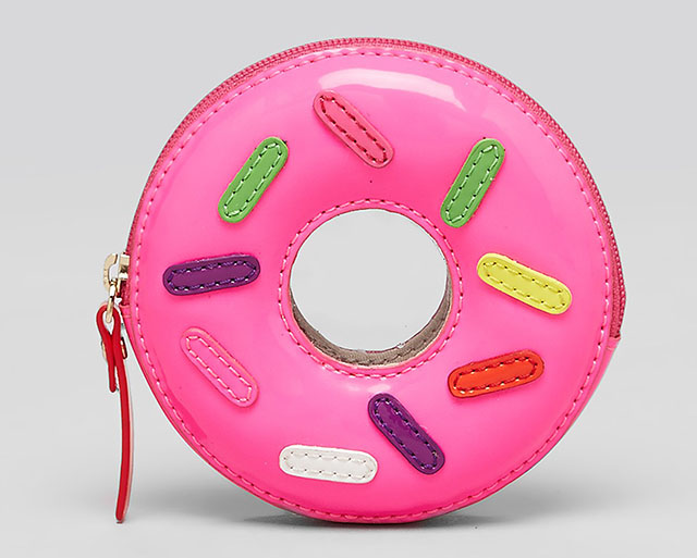Kate Spade Donut Coin Purse