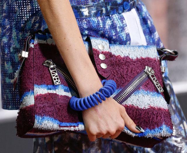 Kenzo Spring 2014 Handbag