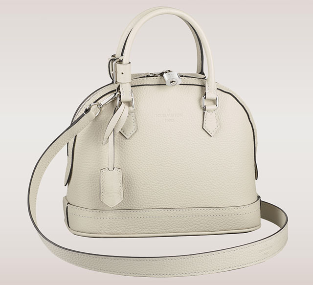 Louis Vuitton Alma PPM Blanc Casse