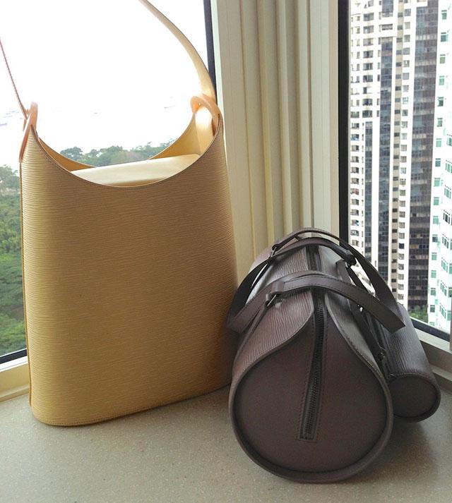 Louis Vuitton Epi Bags