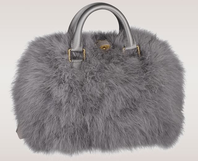 Louis Vuitton Feathered Speedy