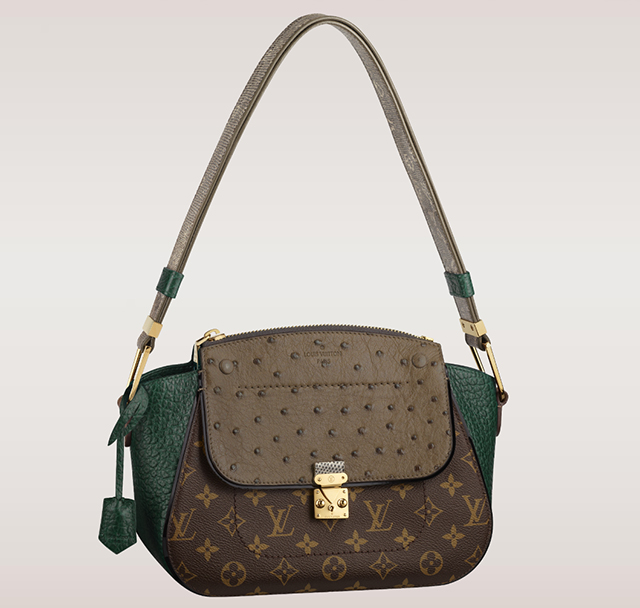 Louis Vuitton Majestueux Shoulder Bag