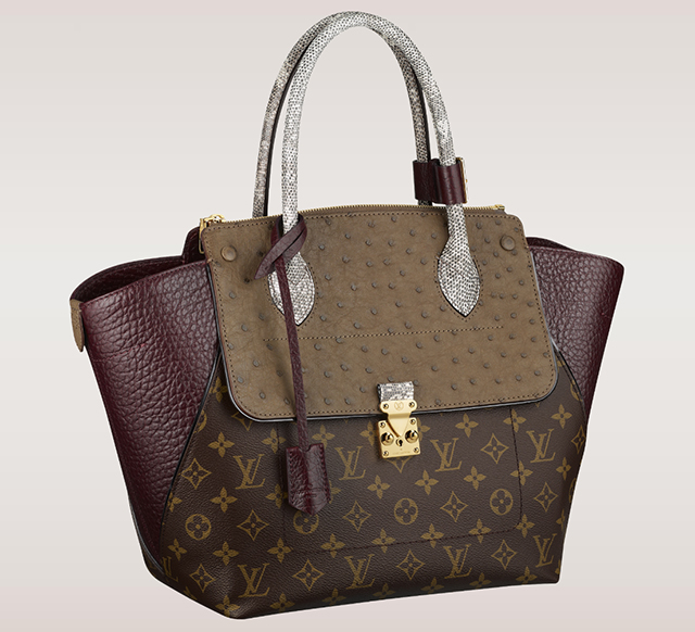 Louis Vuitton Majestueux Tote MM