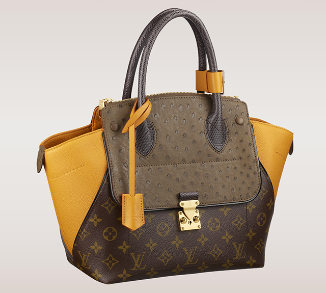 331b53c25d95 Louis Vuitton Updates Its Monogram Bags with Exotic Trim - PurseBlog