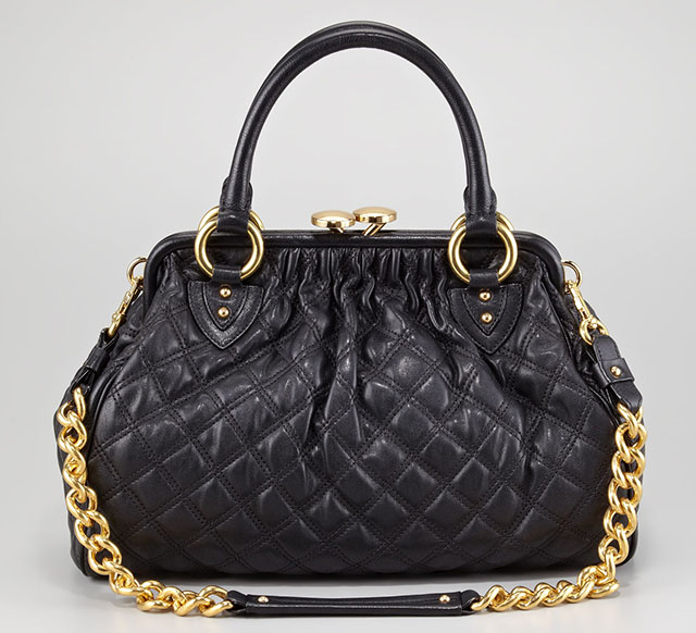 Marc Jacobs Discontinues The Stam Bag All Quilted Leather Goods Purseblog