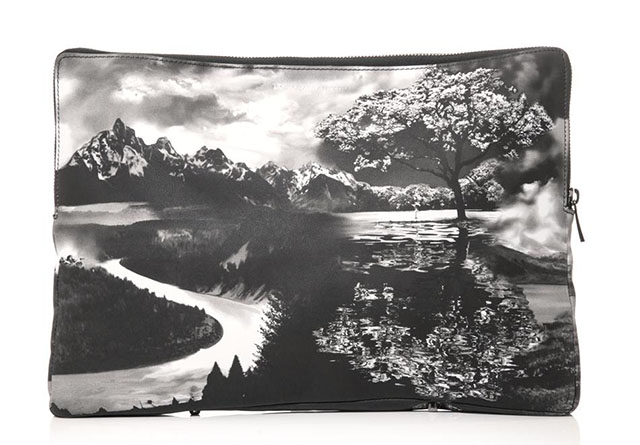 Mary Katrantzou Wandering River Clutch