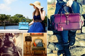 My Handbags Around the World
