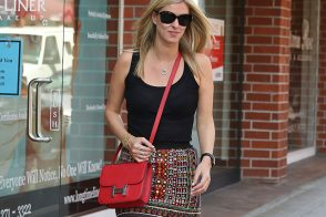 Nicky Hilton carries an Hermes Constance Bag in LA (5)