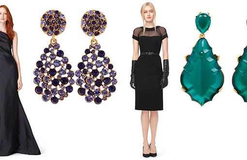 How To: Accessorizing with Oscar de la Renta Jewelry