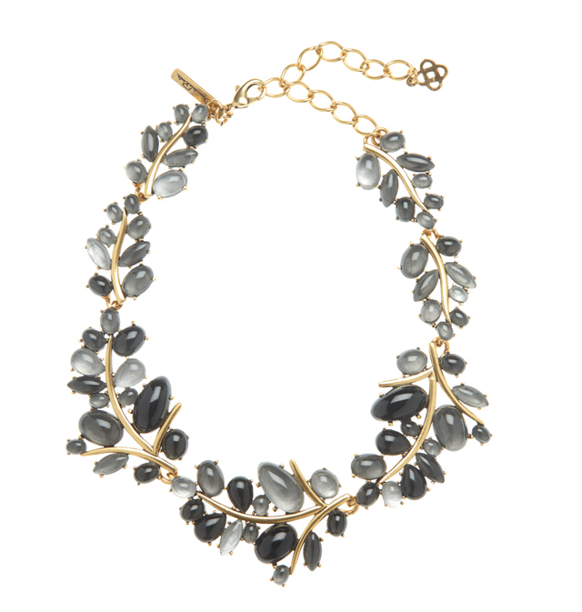 Oscar de la Renta Vine Design Collar Necklace