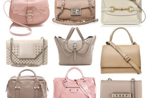 Get Spring 2014's Biggest Bag Trend Right Now with These 15 Pale Bags